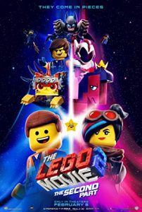 The Lego Movie 2: The Second Part indoxxi