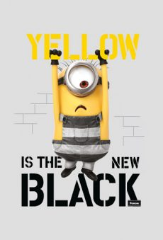 Yellow Is the New Black Minion
