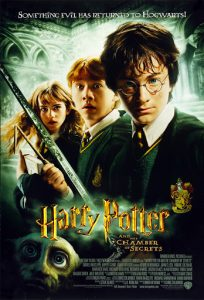 harry potter 2002