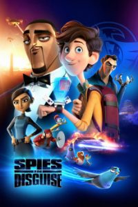 spies in disguise indoxxi